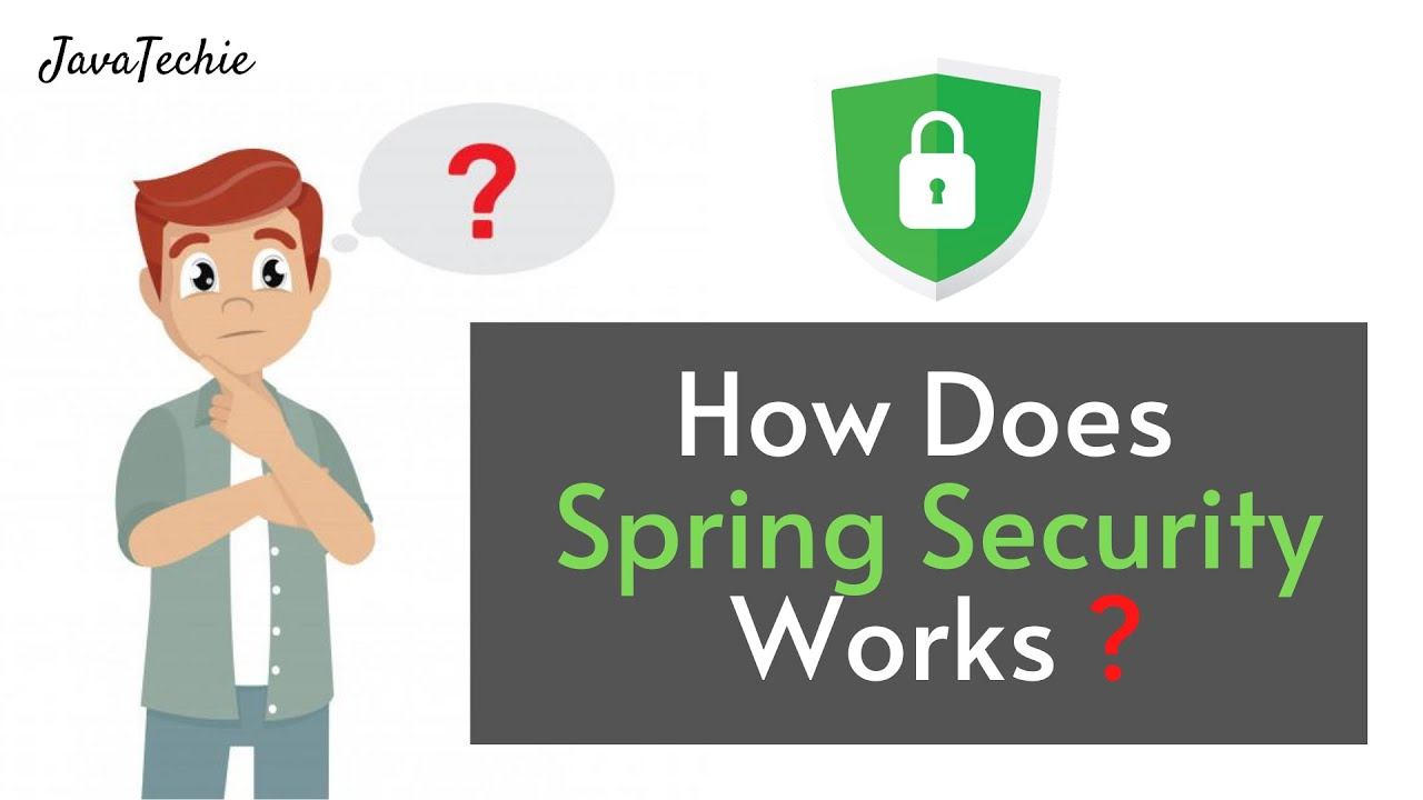 How does Spring Security Authentication work internally | JavaTechie