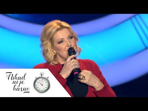 Snezana Djurisic - Zemljo moja - (live) - Nikad nije kasno - EM 23 - 29.03.16.