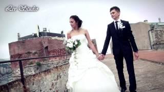 Puiu Codreanu - In rochie alba de mireasa  (Filmari nunti Torino,Milano Tel. 327 9898 698 )