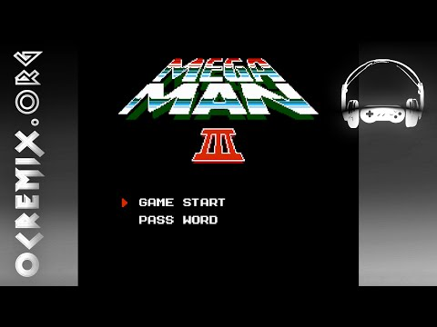 OC ReMix #464: Mega Man 3 'Blue Lightning' [Title] by Disco Dan