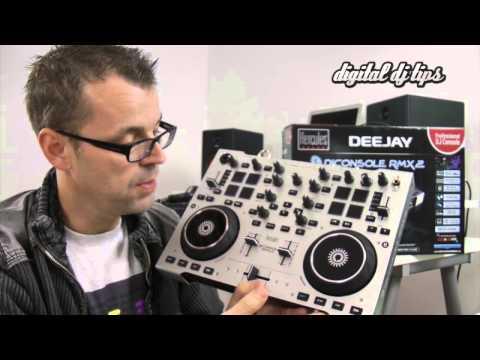 Hercules DJ Console RMX2 Controller Review