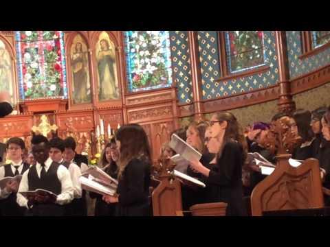 Fauré Requiem- Isidore Newman Choir