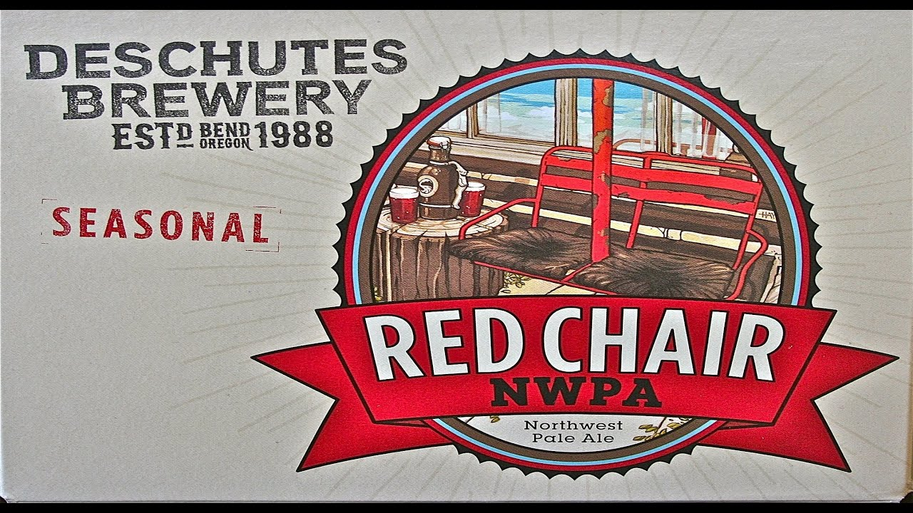 Beer Review Deschutes Red Chair NWPA (Review #137)  sc 1 st  YouTube & Beer Review: Deschutes Red Chair NWPA (Review #137) - YouTube
