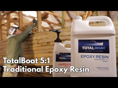 TotalBoat 5:1 Traditional Epoxy Resin