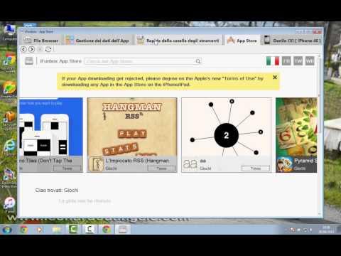 come trasferire musica da iphone/ipad/ipod su PC