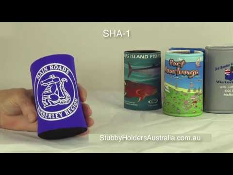 Personalized Stubby Holders in Australia - SHA-1 Overview from YouTube · Duration:  55 seconds