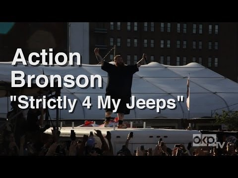 """Action Bronson """"Strictly 4 My Jeeps"""" LIVE"""