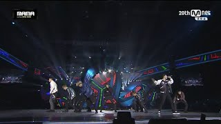 Gambar cover EXO 엑소   Love Me Right 러브 미 라잇 @ 2015 MAMA in Hong Kong 1080p