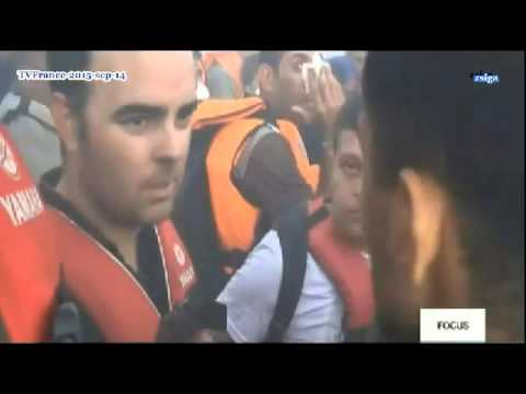 Smuggling people Turkey Greece
