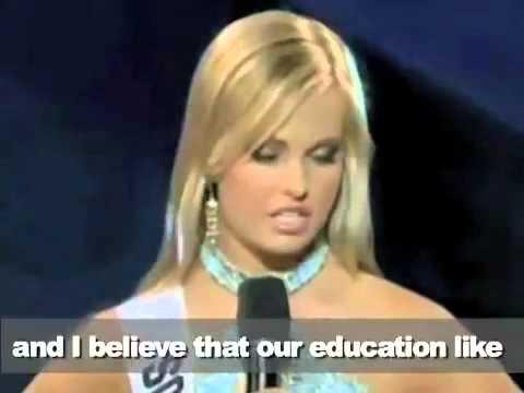 Miss Teen USA South Carolina 2007 with Subtitles