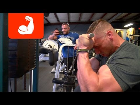 How I Built The Biggest Arms in Natural Bodybuilding with Doug Miller | Tiger Fitness