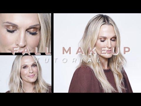 Fall Makeup Tutorial | Molly Sims thumbnail