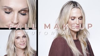 Fall Makeup Tutorial | Molly Sims