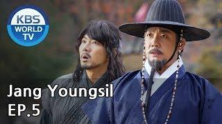 Video Jang Youngsil | 장영실 EP.5 [SUB : ENG / 2016.02.01] download MP3, 3GP, MP4, WEBM, AVI, FLV Oktober 2019