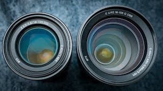 Sony 18-135mm f/3.5-5.6 Vs Sony 18-105mm f/4