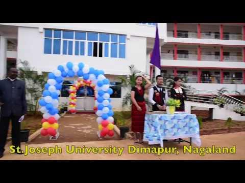 St Joseph University, Nagaland 1