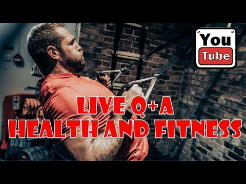 Q+A On Health And Fitness