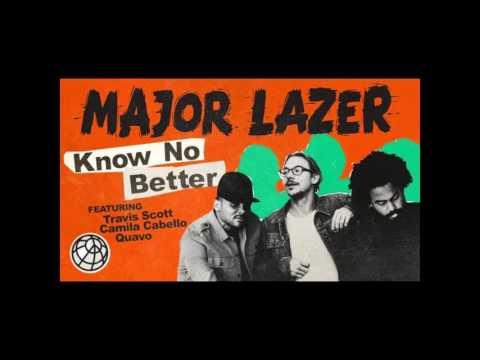 Major Lazer, Travis Scott, Camila, Quavo - Know No Better (3D Audio Use Headphones)