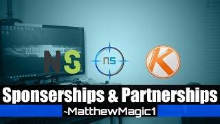 SPONSORSHIPS & PARTNERSHIPS