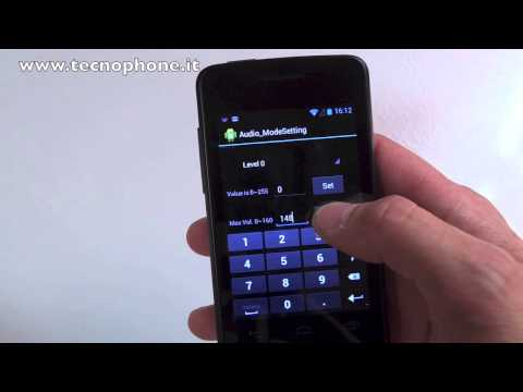 Video Guida - Come alzare il volume della suoneria di Vodafone Smart Mini