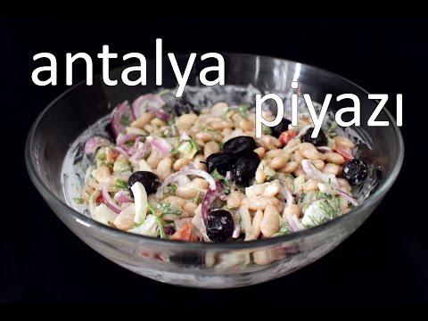 Antalya Piyazı Nasıl Yapılır?