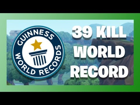 INSANE 39 Kill *WORLD RECORD* In One-Shot! (Snipers Only)