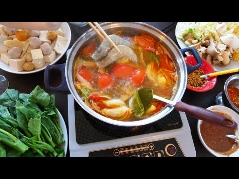 Tom Yum HOT POT - Lau Thai