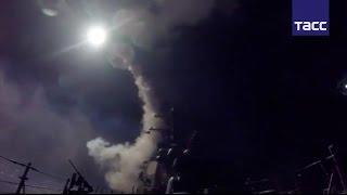 Москва считает авиаудар США по Сирии агрессией против суверенного государства