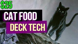 Mtg: $25 Cat Food Combo Deck Guide!