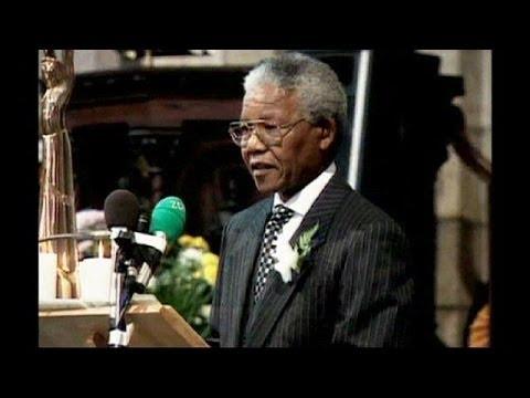 Le piu' celebri frasi di Nelson Mandela