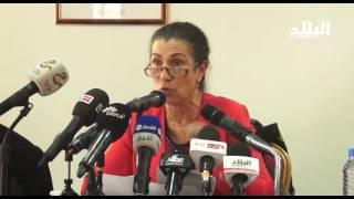 لويزة حنون /  رئيسة حزب العمال