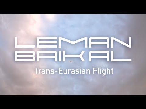 LEMAN-BAIKAL.TRANS-EURASIAN FLIGHT