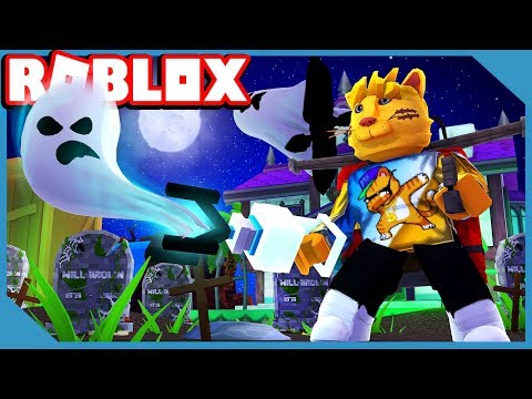 Roblox Ghost Simulator Let's Play with Gravycatman