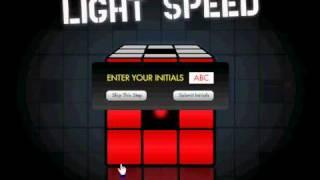 Rubix Cube Light Speed