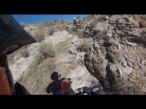 Riding Laughlin Nevada