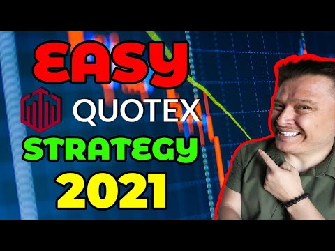📈🤑Easy Quotex Strategy