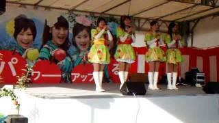 2011/11/13 平成23年度 りんご収穫祭「りんご娘ライブ(1回目)」(弘前市...
