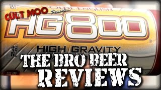 old e high gravity 8 abv the bro beer reviews