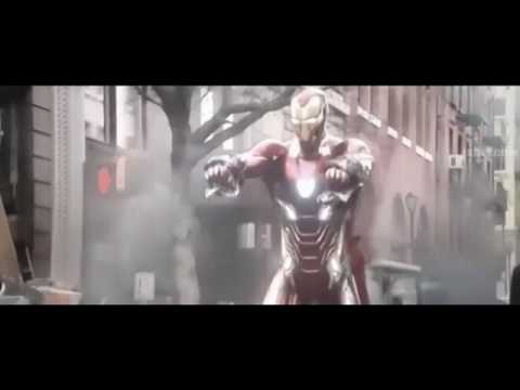 Iron Man New Suit || Avengers Infinity War Leaked Footage ||