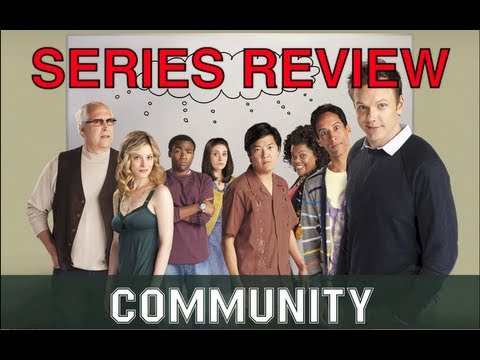 COMMUNITY TV Series Review