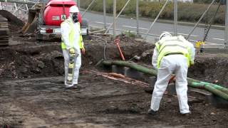 Land Remediation Project - Removal of Asbestos Soil