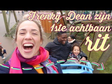 FRENKY-DEAN ZIJN 1ste ACHTBAANRIT #51 By Nienke Plas