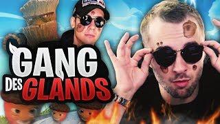 LE GANG DES GLANDS ! 🥬 (Plants vs. Zombies: Battle for Neighborville ft. Locklear)