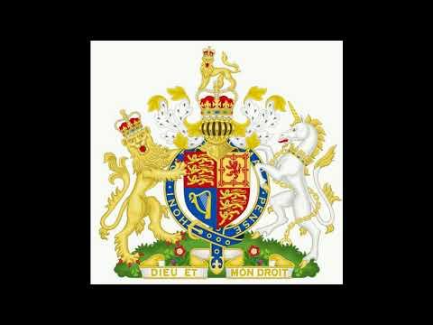 Герб Великобритании.