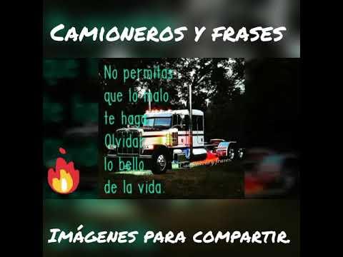 Camioneros Y Frases