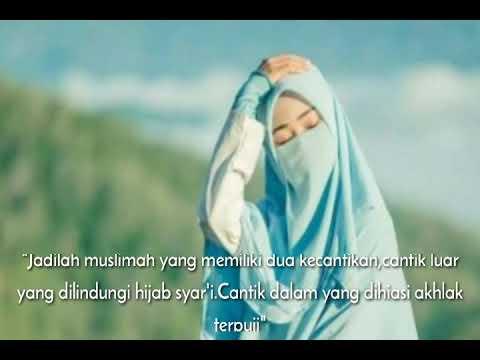 Kata Kata Indah Wanita Muslimah
