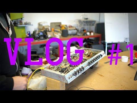 Rift Workshop Vlog 1 - What's Going On?!