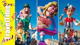 видео Карнавал в Ницце - Сокка Пати