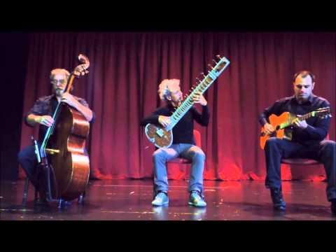 Flavio Minardo gipsy sitar - bossa dorado