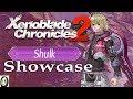 Xenoblade Chronicles 2 - Shulk Showcase (Challenge Mode DLC Blade)